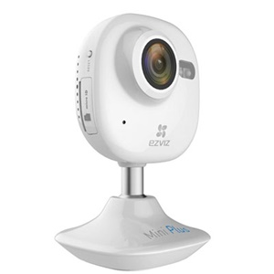 Camera IP Wifi Ezviz CS-CV200-A0-52WFR (Mini Plus White 1080P)