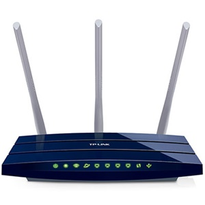 Wireless Gigabit Router 300Mbps TP-LINK TL-WR1043ND