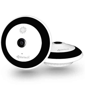 Camera Wifi 360º Panoramic 2.0MP VANTECH V2060