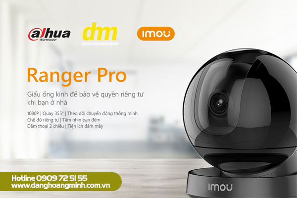 Camera IP Wifi Imou Ranger Pro A26HP -1