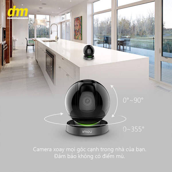 Camera IP Wifi Imou Ranger Pro A26HP-3